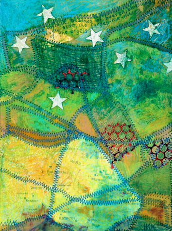Advent Stars V: The forget-me-nots of the Angels 2008