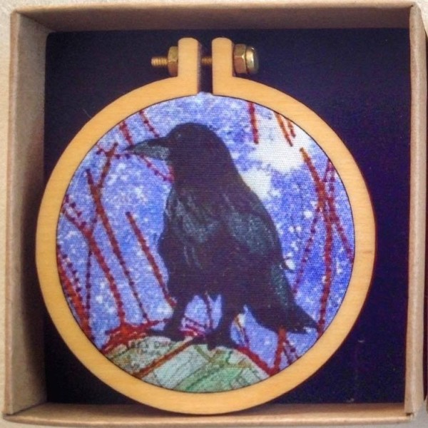 The Crow (Shepherd's Hut)